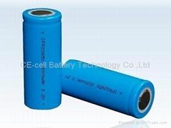 磷酸铁锂电池LFP22650 2000mAh 3.2V