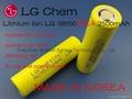 LG电池 he4 ICR186