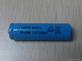 磷酸铁锂电池IFR14500