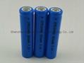 磷酸铁锂电池IFR10440 200mah 3.2v  2