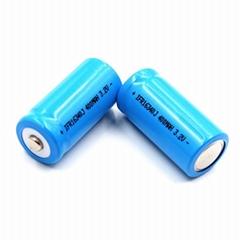RCR 123A 磷酸铁锂电池3.0V 16340 可充电