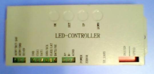 双口SD卡LED控制器 1