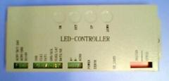 雙口SD卡LED控制器