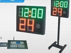 24秒倒計時顯示牌