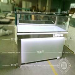 三星鋼化玻璃手機櫃台