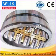 WQK high quality spherical roller ball bearing