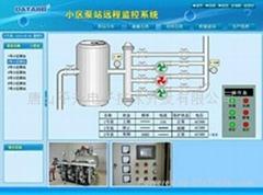 小区自来水加压泵站测控系统