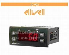 ELIWELL IC902帶小數點顯示溫控器