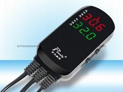 伊尼威利电子养殖专用电子温控器EW-H201-3