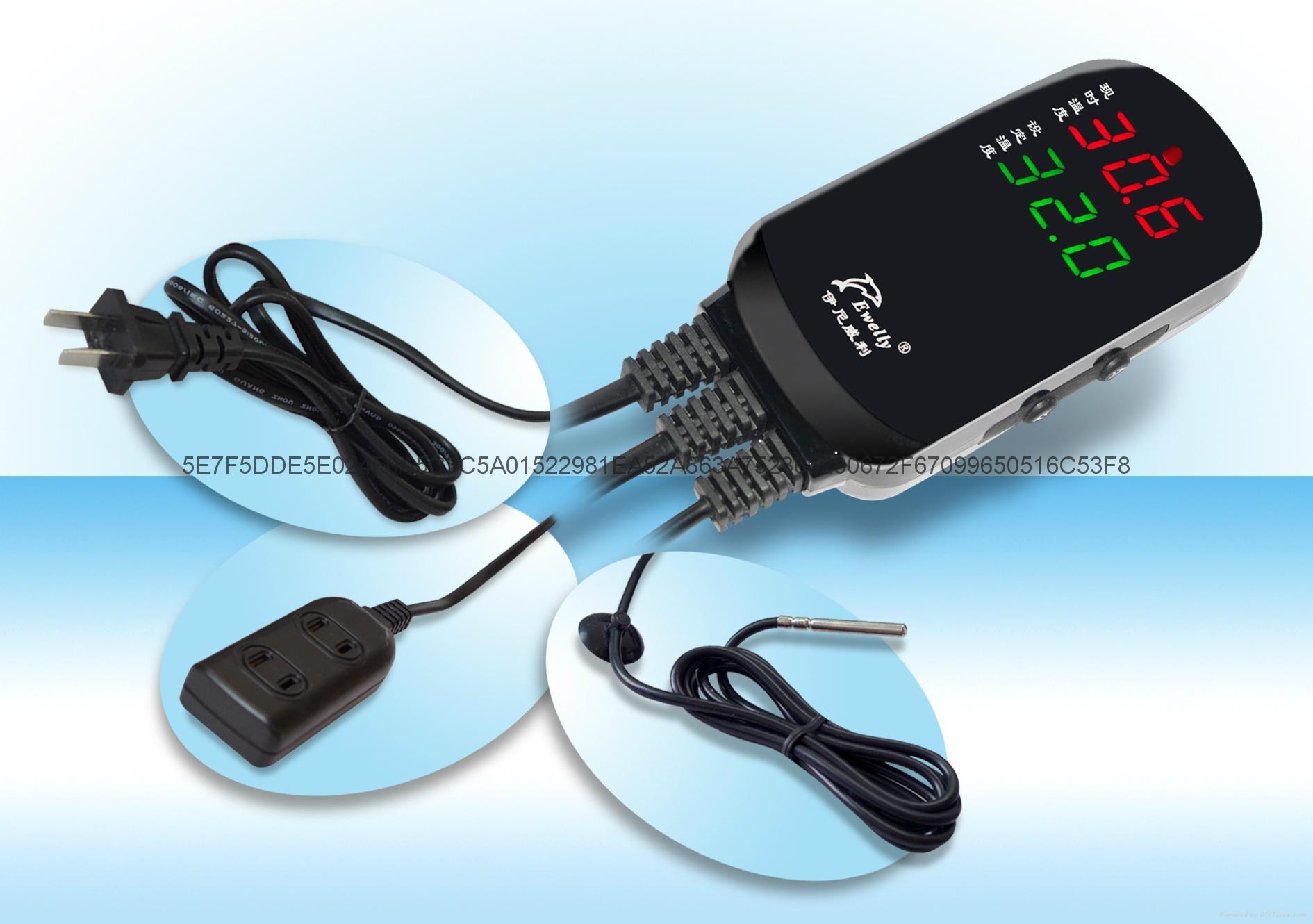伊尼威利电子养殖专用电子温控器EW-H201-3 2