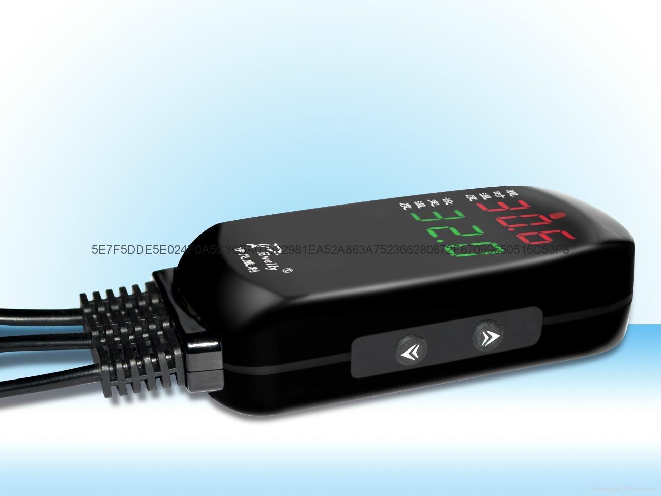 伊尼威利电子养殖专用电子温控器EW-H201-3 5