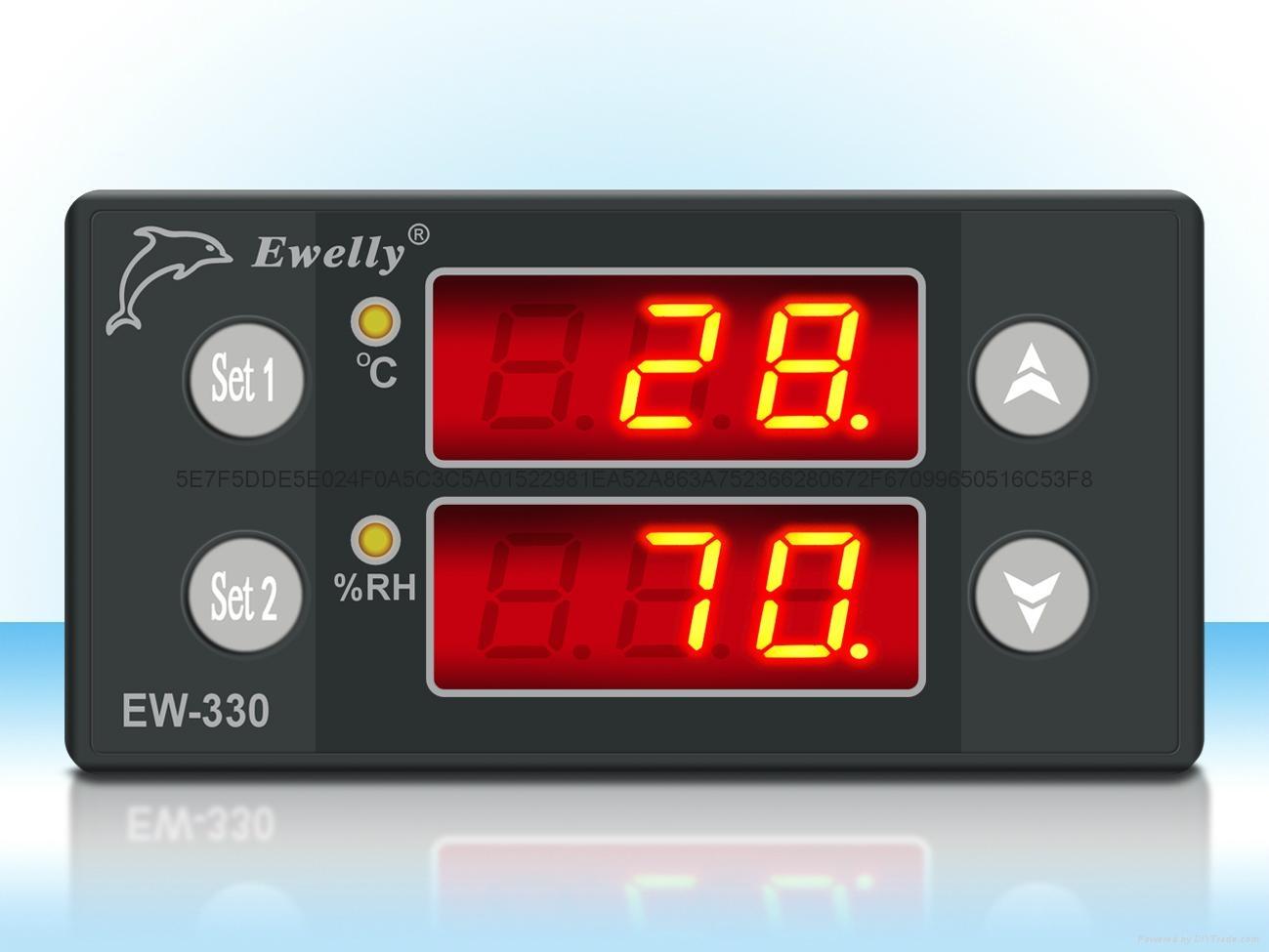 EW-330温湿度控制器 1