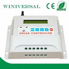 太阳能控制器12V/24V 通用20A带数显LCD