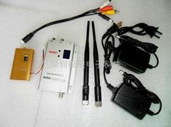 无线音视频监控收发机