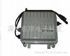 防水3w2.4G无线音视频传输收发器