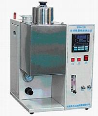 自動微量殘炭測定儀