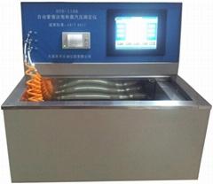 自動汽油飽和蒸氣壓測定儀