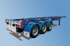 Skeletal Semi-Trailer