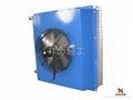 溫室大棚加溫自動水暖熱風爐 2