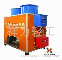 北京全自動燃油熱風爐
