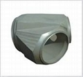 alloy steel pipe elbow  1