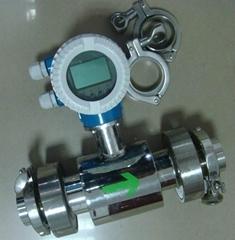 衛生型電磁流量計