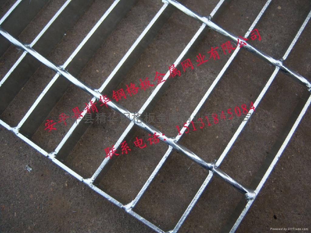 平台钢格板 1