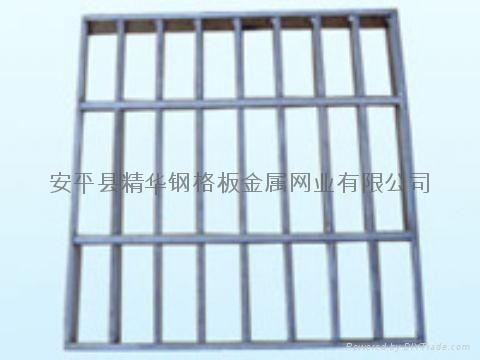 平台钢格板 4