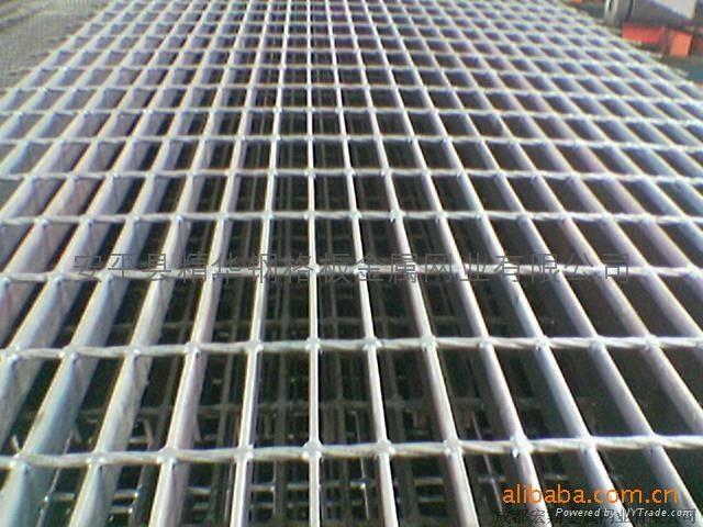 供应造纸厂用钢格板 2