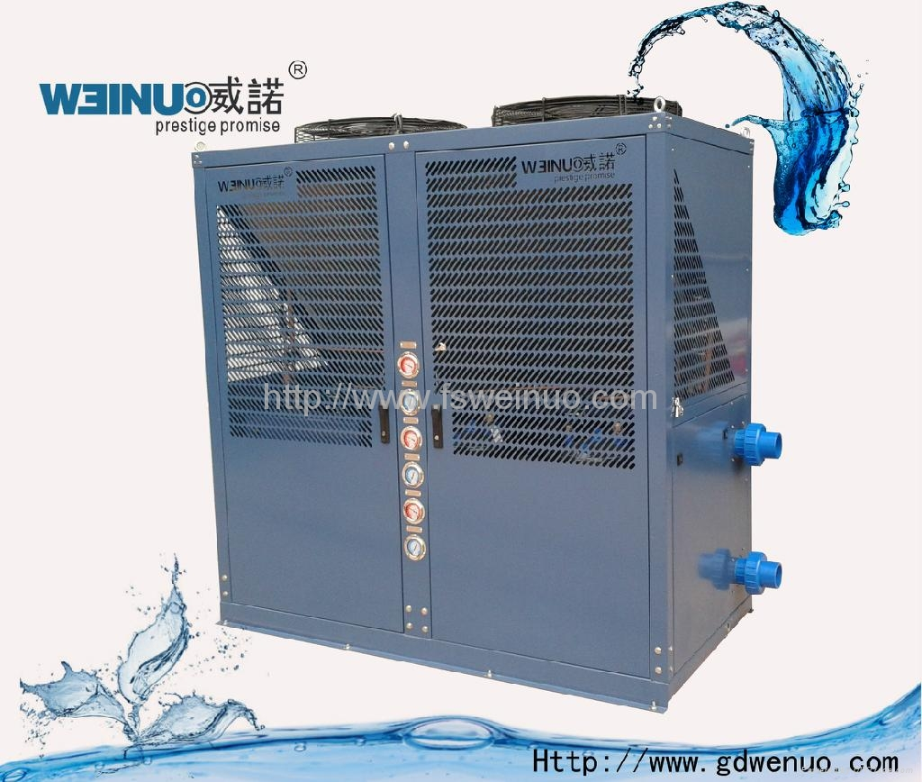Swimming pool heat pump 2