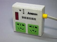 智能遥控器插座
