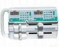 daul channel Syringe Pump LC1104
