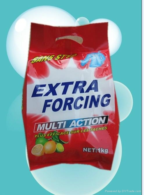 1kg Extra-frocing high effective washing powder 1
