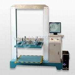 带电脑式纸箱抗压试验机