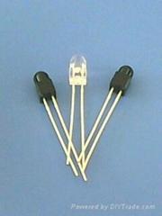 光敏发射接收管