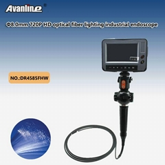 8.5mm 720P HD Four-way turnround aritculation endoscope