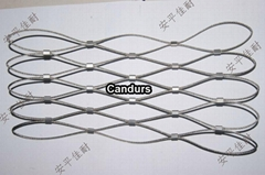 Flexible Inox Cable Net (Hot Product - 1*)