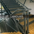 Stainless Steel Rope Mesh Staircase