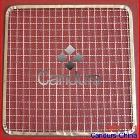 Square Barbecue Mesh