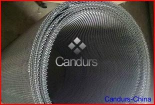 Crimped Mesh Roll