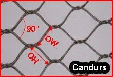 不锈钢有节绳网-不锈钢编织绳网-不锈钢钢丝绳网 2