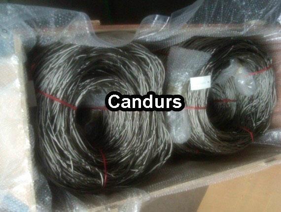 不锈钢有节绳网-不锈钢编织绳网-不锈钢钢丝绳网 5
