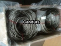 Stainless Steel Cable Knotted Mesh