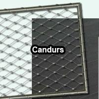 框架不鏽鋼絲繩網