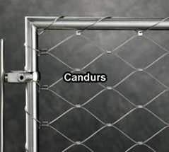 Stainless Web-Net Tubular Frame