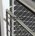 Stainless Web-Net Tubular Frame