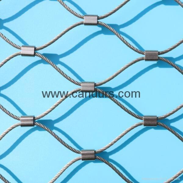 柔性安全绳网 3