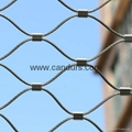 Flexible Inox Rope Protection Mesh