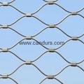 鋼絲繩挂網 4