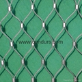 不锈钢绳网厂 3